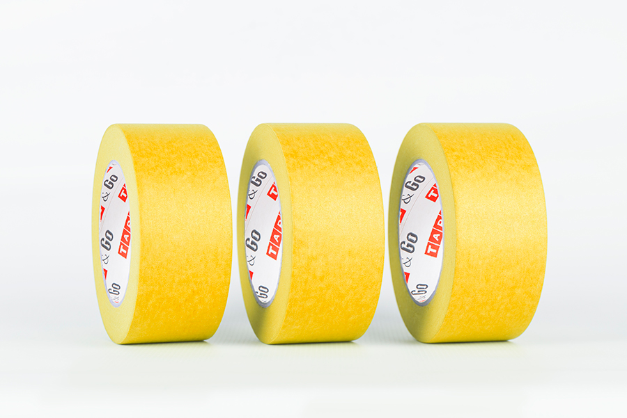 Washi rice japanese paper, yellow, UV resistant